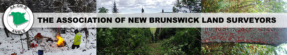 The Association of New Brunswick Land Surveyors